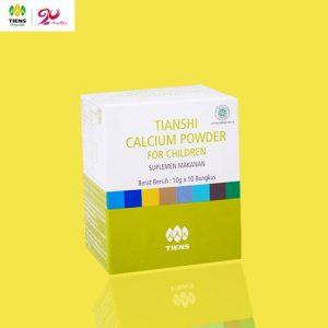 Calcium For Children Tiens Tianshi NUtrisi Vitamin anak