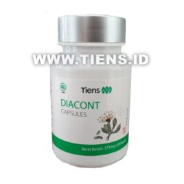 DIACONT Tiens | Mengatasi Diabetes | Kencing Manis | Penyakit Gula | Tianshi