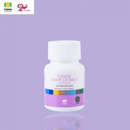grape extract vigor tiens extrak anggur kolesterol stoke hipertensi