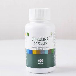 SPIRULINA Tiens | Ganggang Hijau Terbaik | Sumber Protein Alami | Vitamin Gizi Lengkap