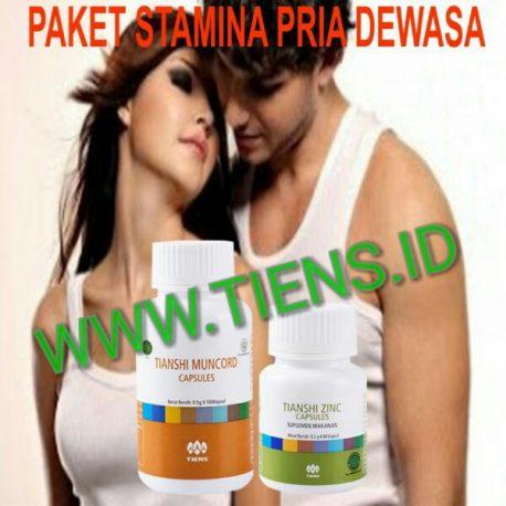 paket stamina pria dewasa tiens tianshi vitalitas