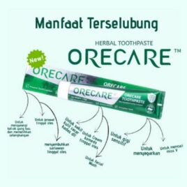 Herbal Tooth Paste Orecare Tiens | Pasta gigi Tiens Herbal
