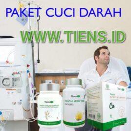 Paket Cuci Darah Tiens
