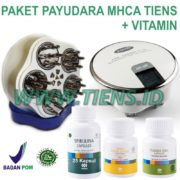 Pembesar Payudara MHCA Tiens Tianshi