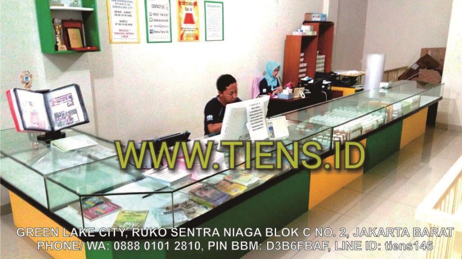 Dukungan Langsung Stokis Tiens 146 Jakarta