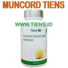 MUNCORD Tiens | Cordiseps Tianshi | Pelindung 5 Organ Tubuh Utama