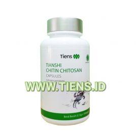 CHITIN CHITOSAN Tiens | Serat Hewani Alami Tianshi | Mengatasi Kolesterol & Diabetes