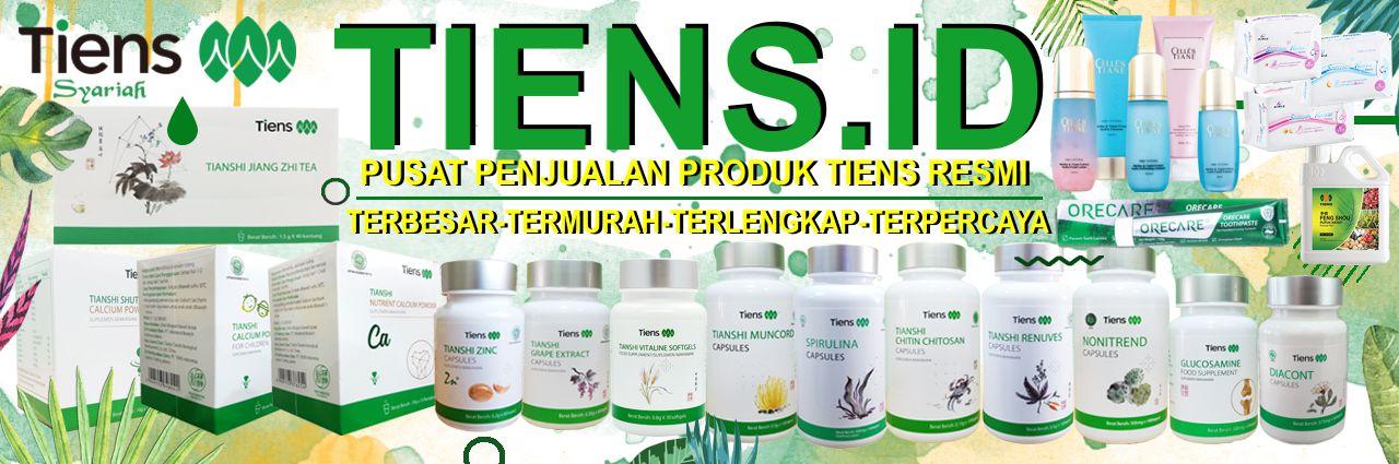 Pusat Penjualan Produk Tiens (Tianshi) | Produk Tiens Resmi | Stokis Tiens 146