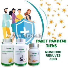Paket Pandemi Tiens   Muncord Renuves Zinc Tiens