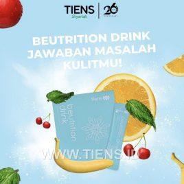 Beutrition Drink Tiens Minuman Kolagen Nutrisi Cantik Collagen Drink